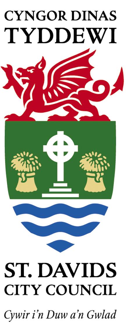 St. Davids CC logo