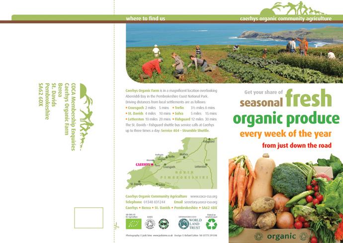 COCA leaflet 1