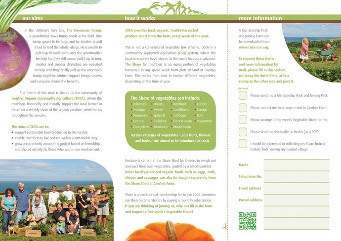 COCA leaflet 2