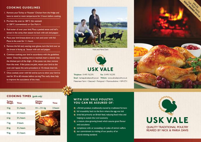 Usk Counter leaflet