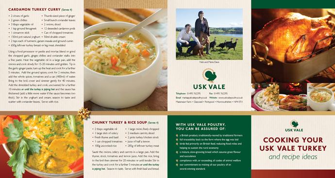Usk Recipe leaflet1