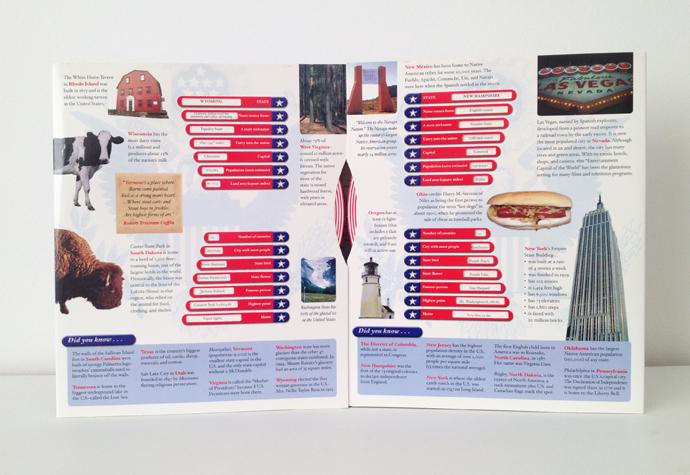 Study Guides - states interior